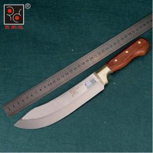 T5不锈钢锻打屠宰刀剔骨刀割肉刀