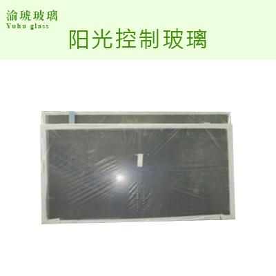 阳光控制玻璃