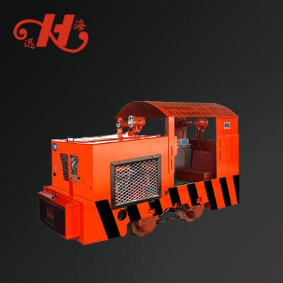 CCG3双缸防爆柴油机车