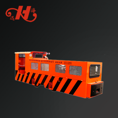 CCG8双缸防爆柴油机车