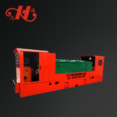 CTY8防爆特殊型蓄电池电机车